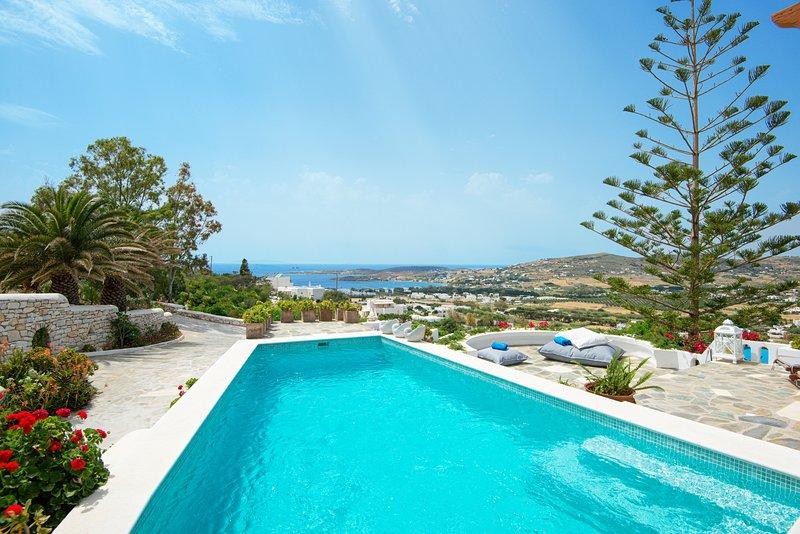 Villa Haritomeni 1, location de vacances à Agios Charalampos