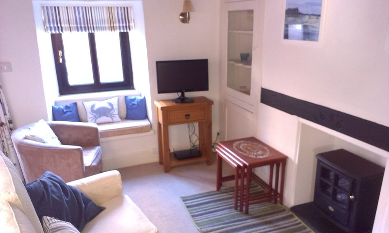 Rosemary Cottage, characterful and cosy, close to harbour and town, holiday rental in Brixham