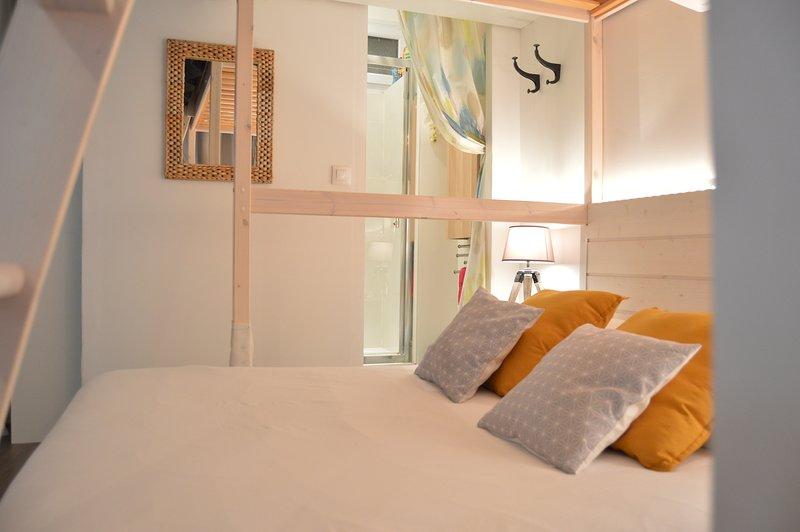 Petit Gîte - So Cosy Appartement - ESCALE IDÉALE ®, location de vacances à Joué lès Tours