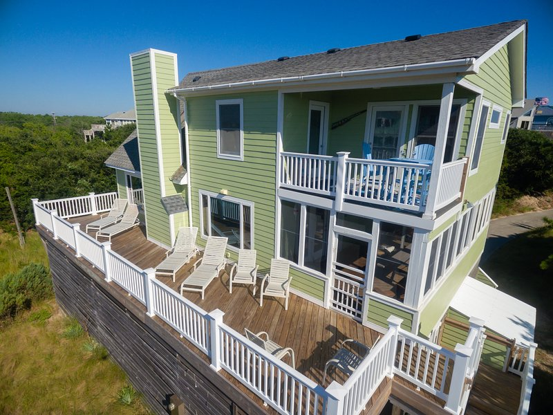 5 bedroom Beach House Corolla NC close to beach – semesterbostad i Corolla
