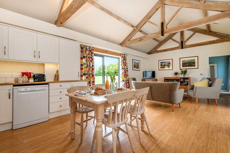 Tern, vacation rental in East Rudham