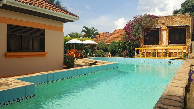 Keelan Ace Villas Large One Bedroom, holiday rental in Kampala