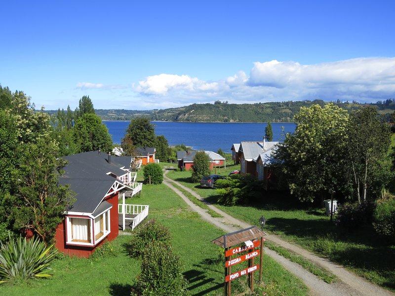 Cabañas Piedra Blanca, casa vacanza a Isla Chiloe