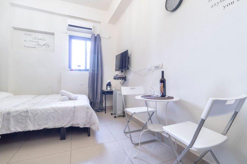 NHE Studio Apartment Machne Yehuda, aluguéis de temporada em Ramallah