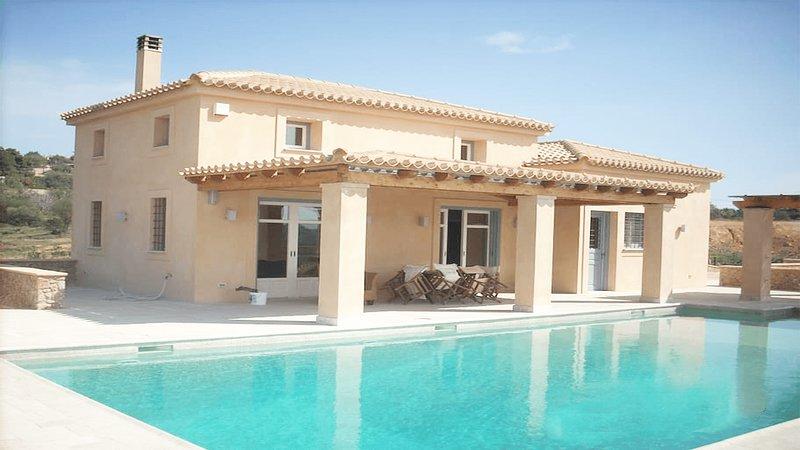 Villa Serenity, holiday rental in Kilada