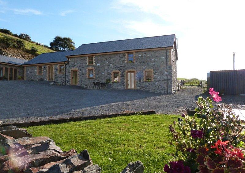 Bwlch y Gliced, holiday rental in Talybont