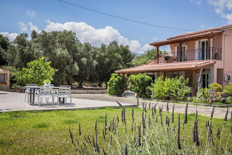 Villa Alexandros (Emily Villas Complex), aluguéis de temporada em Sami