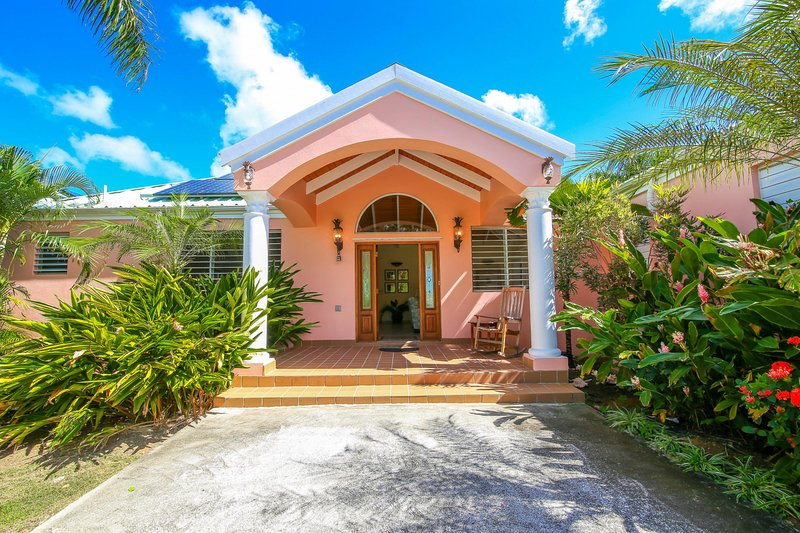 Welcome to Crucian Palms! Your tropical vacation home away from home.
