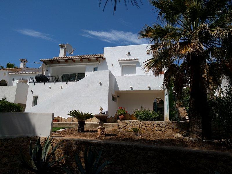 Casa de Paz, aluguéis de temporada em Moraira