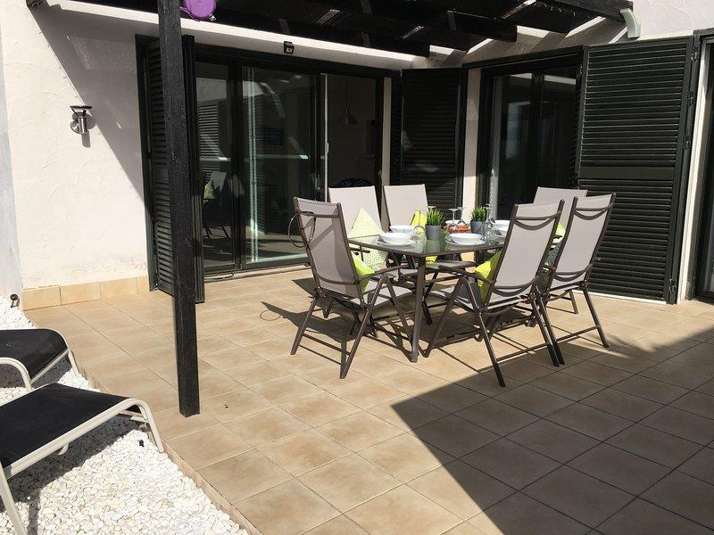 Ground floor apartment on Corvera Golf Club, vacation rental in Corvera