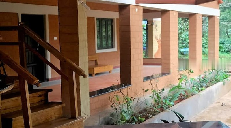 TripThrill Eco Retreat., holiday rental in Madikeri