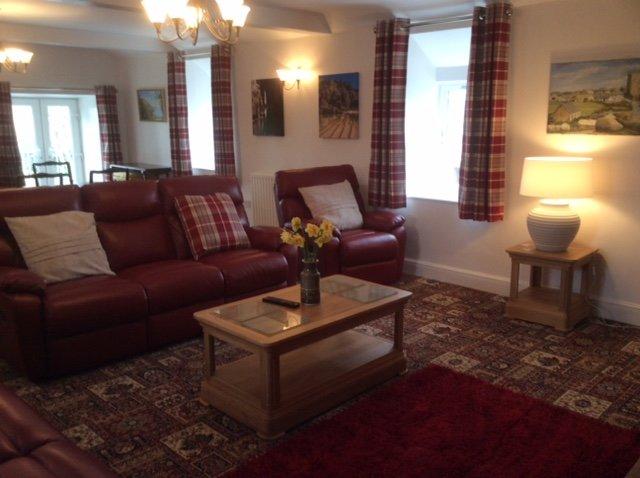 Tremornah, Borah Farm, Lamorna, West Cornwall, holiday rental in Penzance