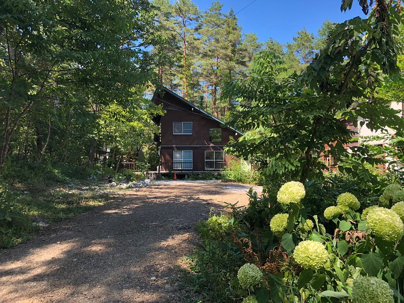 Alps Aunty Cottage, alquiler vacacional en Hakuba-mura