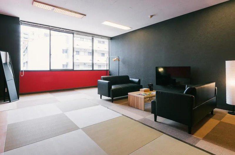 Japango Guesthouse ( Gion branch  No.5), location de vacances à Tenjin