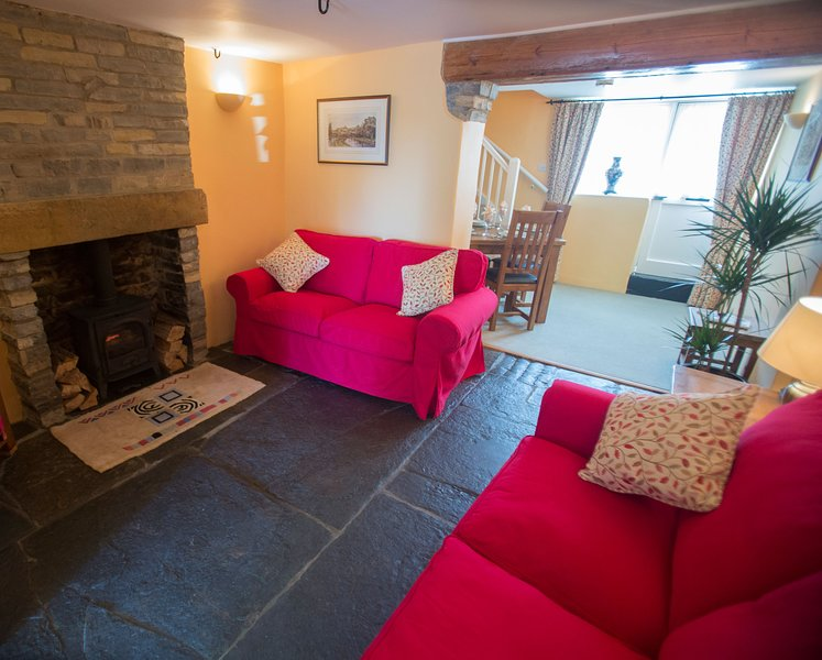 No 2 Withy Cottages, casa vacanza a Langport