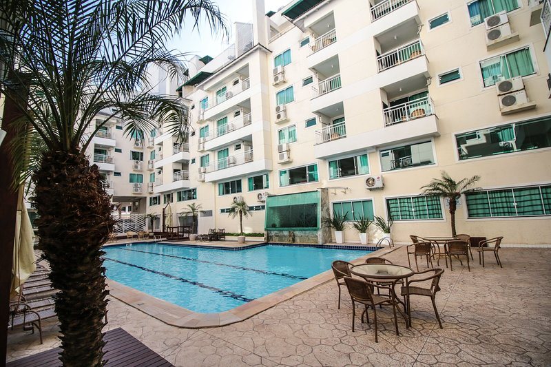 Aluguel Apartamento 1 quarto Summer Beach | Bombas/SC 571, location de vacances à Bombas
