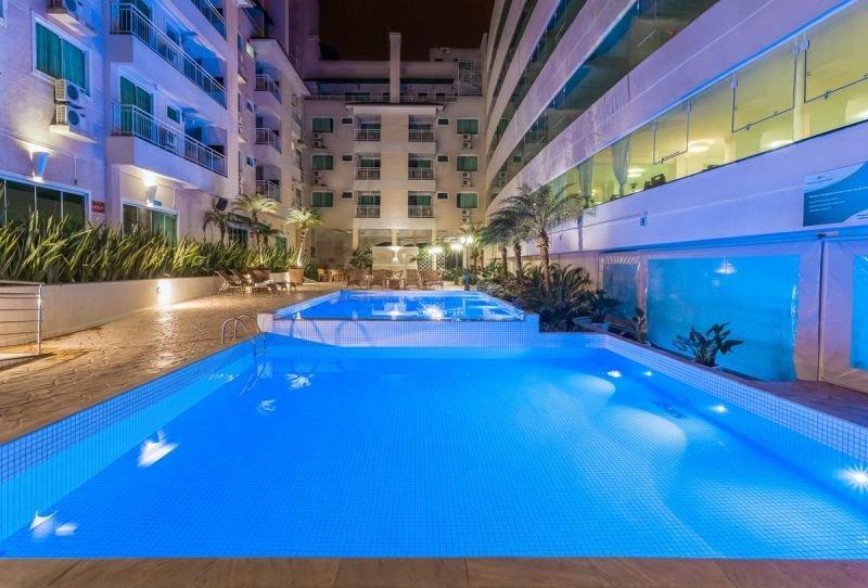 Aluguel Apartamento 1 quarto Summer Beach Piscina| Bombas/SC, casa vacanza a Porto Belo
