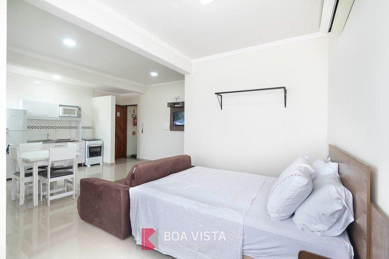 Aluguel Apartamento Studio 22 Monoamb 4 pessoas Bombas/SC, location de vacances à Bombas