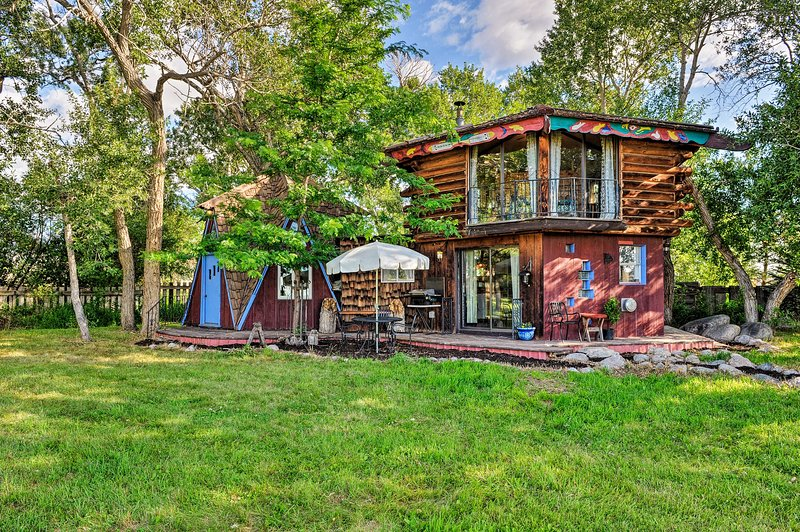 Snowflake Cabin' - Mins to Cody & Red Lodge!, holiday rental in Clark