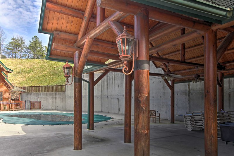 You'll enjoy pool access between Memorial Day and Labor Day!