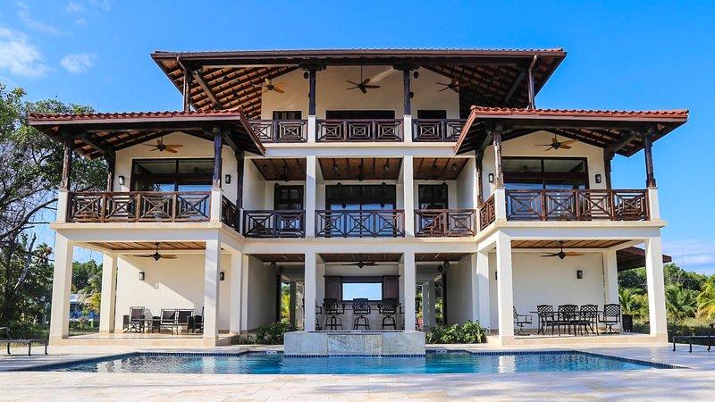 Villa Mirador, casa vacanza a Hopkins