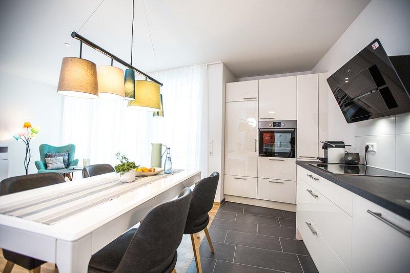 Ferienappartement Höchsten, casa vacanza a Markdorf