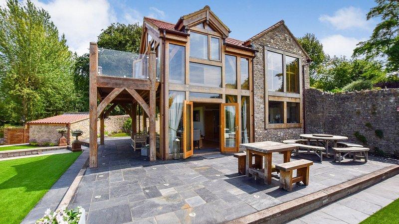Old Oak House, Burnett, Cotswolds - sleeps 10 guests  in 5 bedrooms, holiday rental in Priston