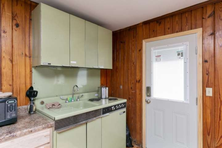 Vintage Self-Contained All-In-One Kitchen