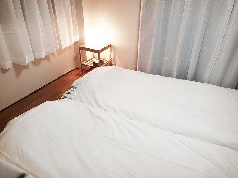 5minutes Tenjin by walk, Cozy apartment, location de vacances à Tenjin