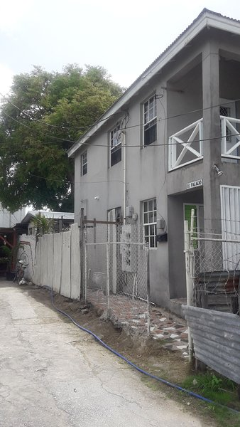 'El Palacio Apartments' the hidden City Palace, vacation rental in Bridgetown