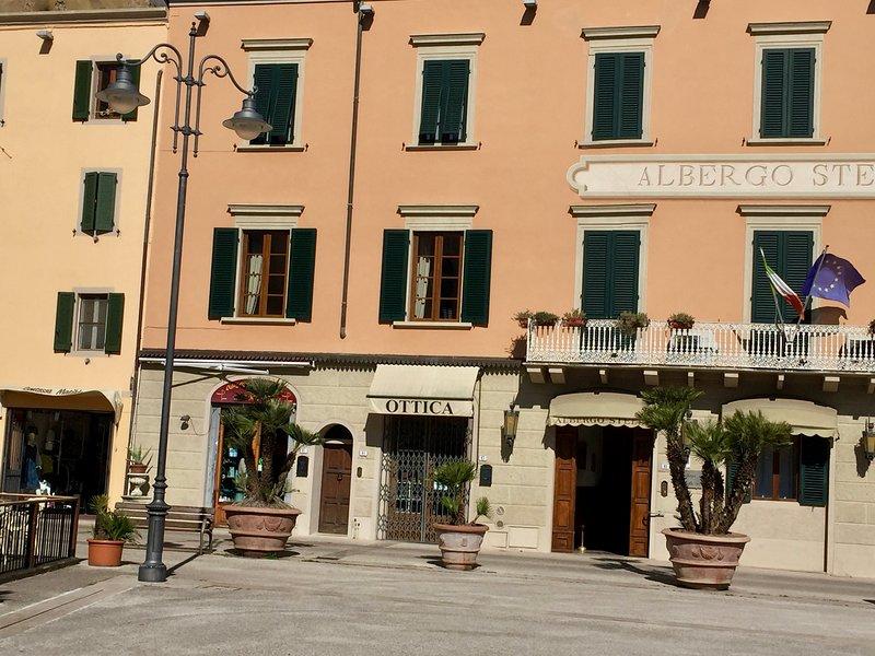 Alla corte di Matilde Tuscany home, holiday rental in Casciana Alta