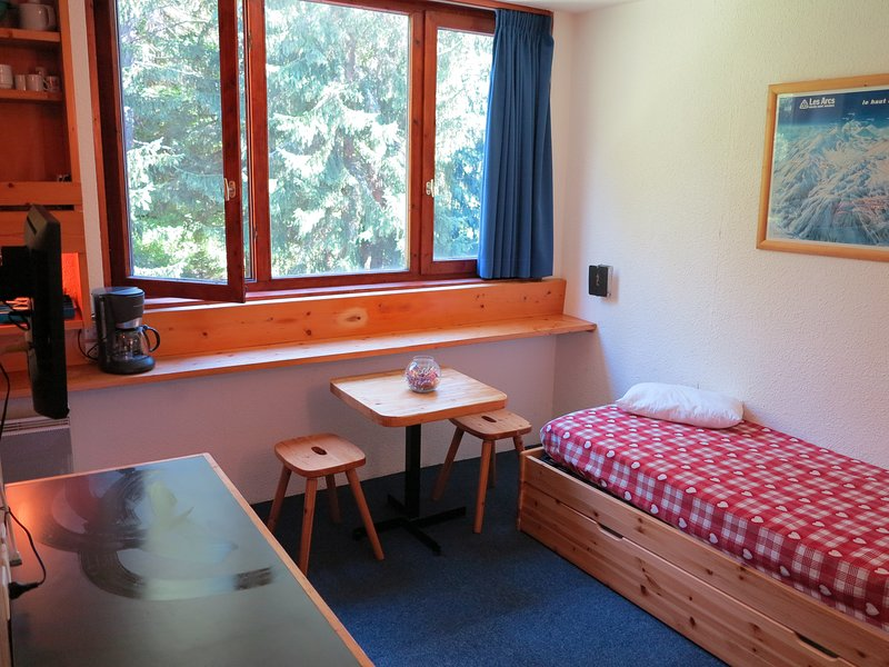 Studio in Bourg-Saint-Maurice Chalet in Les Arcs