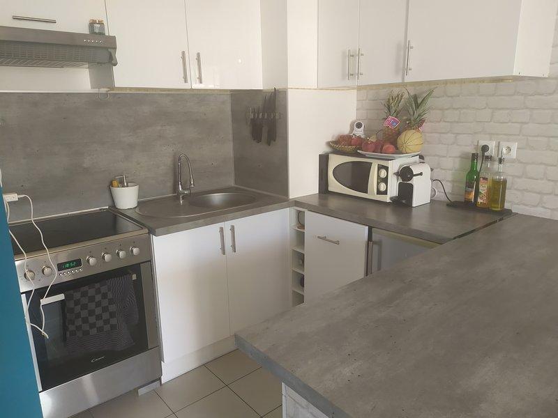 Appartement neuf à Toulon, location de vacances à La Valette-du-Var