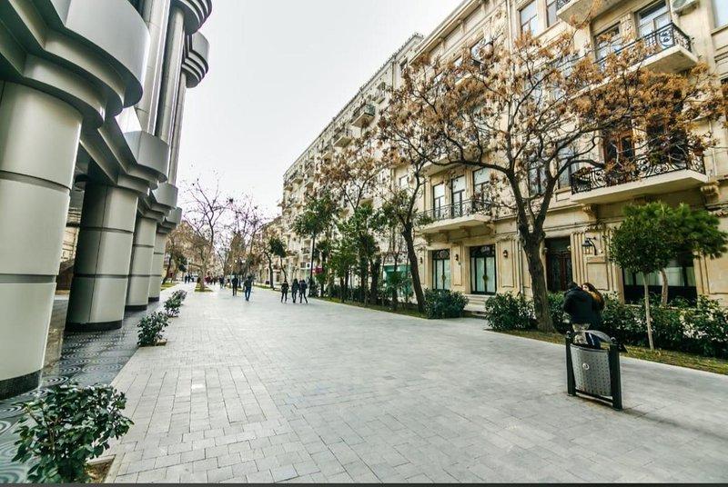 City Center in Baku!!!, vakantiewoning in Bakoe