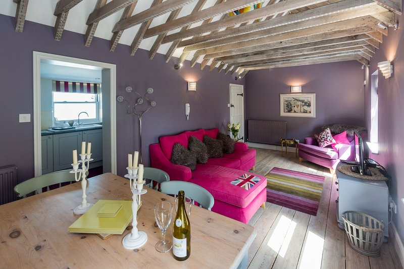 Waterfront Cottage, casa vacanza a Aldeburgh