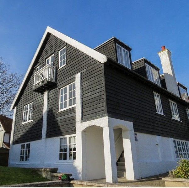 3 Ogilvie Lodge, holiday rental in Thorpeness