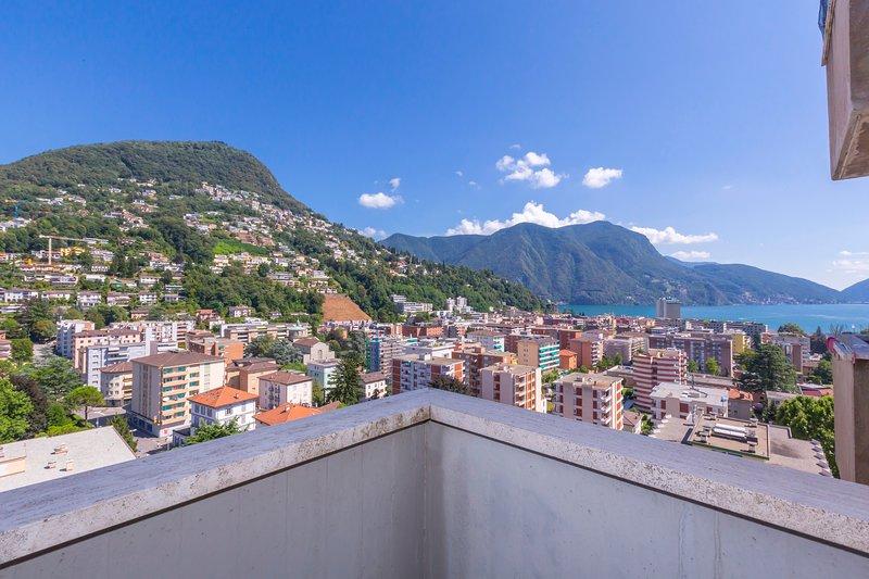 Casa Taddei, location de vacances à Lugano
