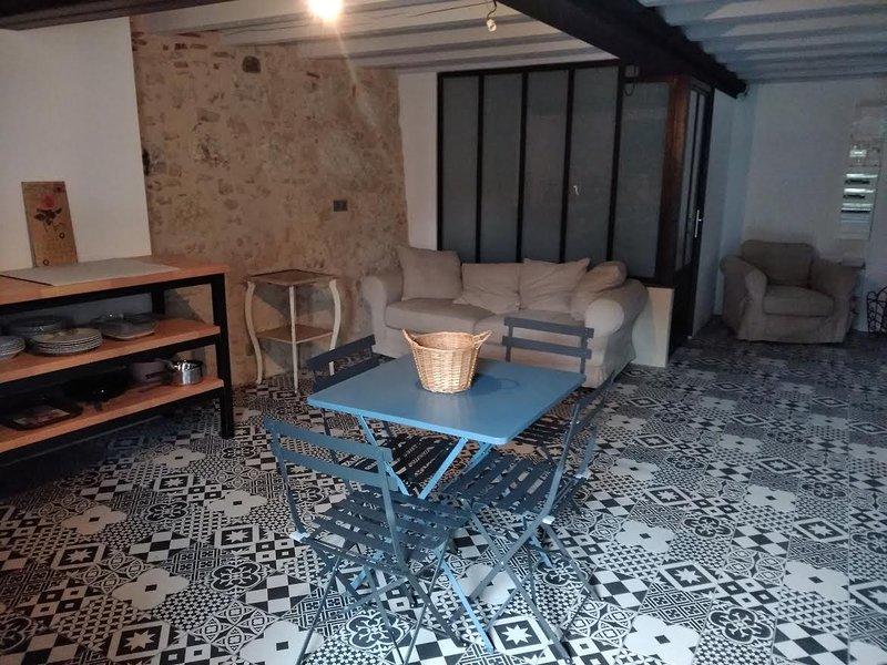 Le cabanon de Nanou, aluguéis de temporada em Vic-Fezensac