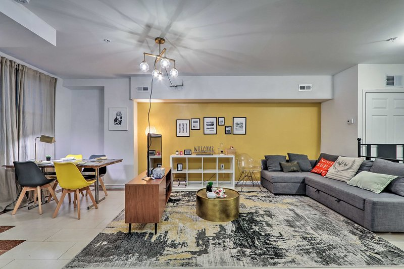 Philly Condo - Walk to Museums & Liberty Bell, holiday rental in Camden