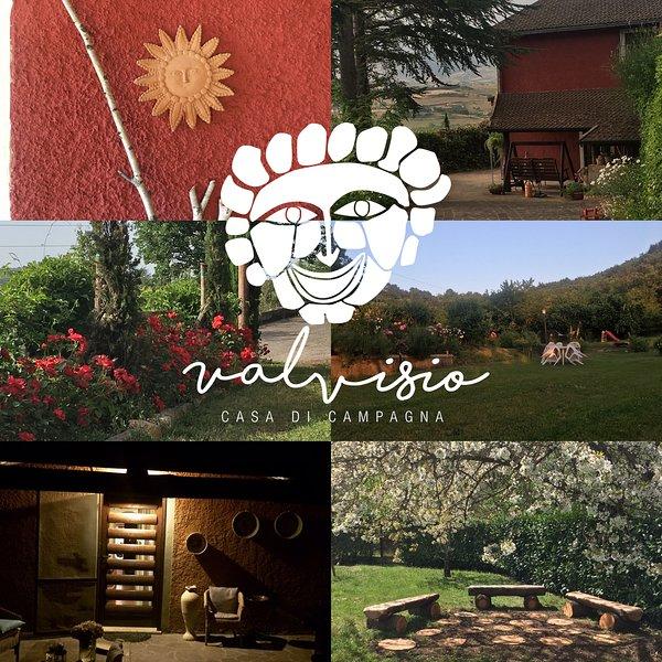Valvisio, la tua casa di campagna in Basilicata, casa vacanza a Castelmezzano
