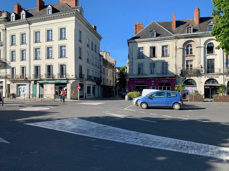La grande Saumuroise, holiday rental in Allonnes