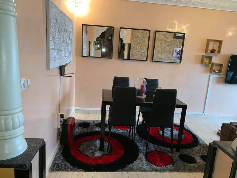 Trés bel appartement F3, tout confort, alquiler de vacaciones en Ait Melloul