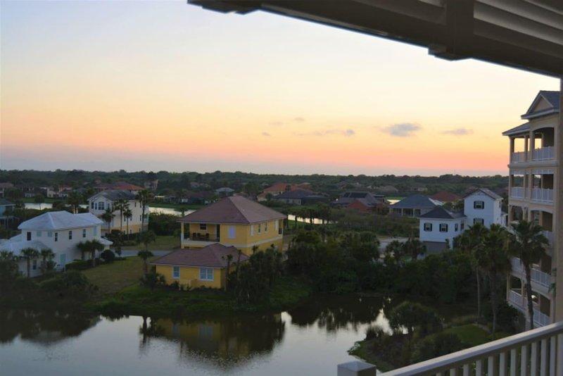 Un autre beau coucher de soleil