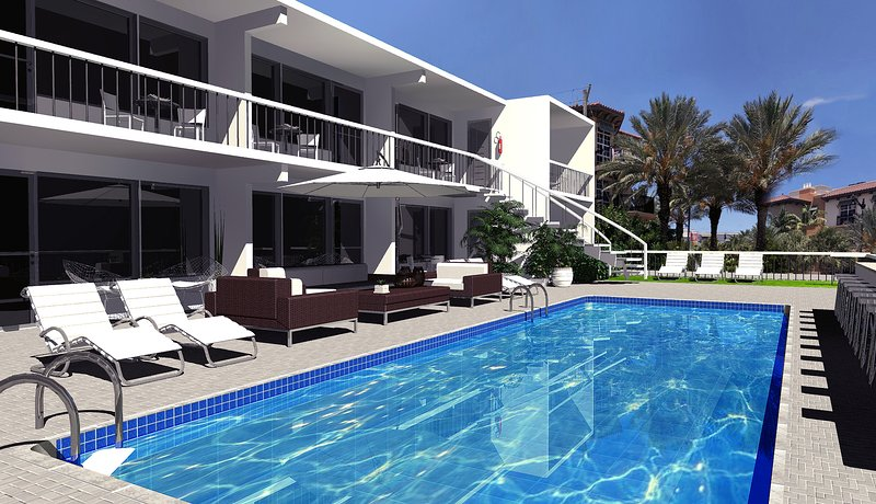 The Elmar Boutique Hotel – semesterbostad i Lauderdale by the Sea