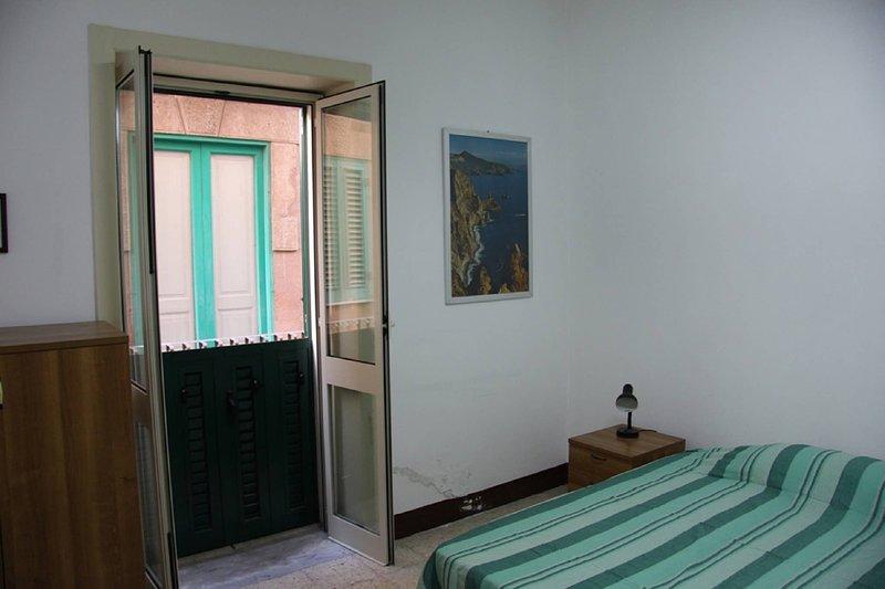 House Nunziatina in the heart of Lipari, holiday rental in Santa Margherita