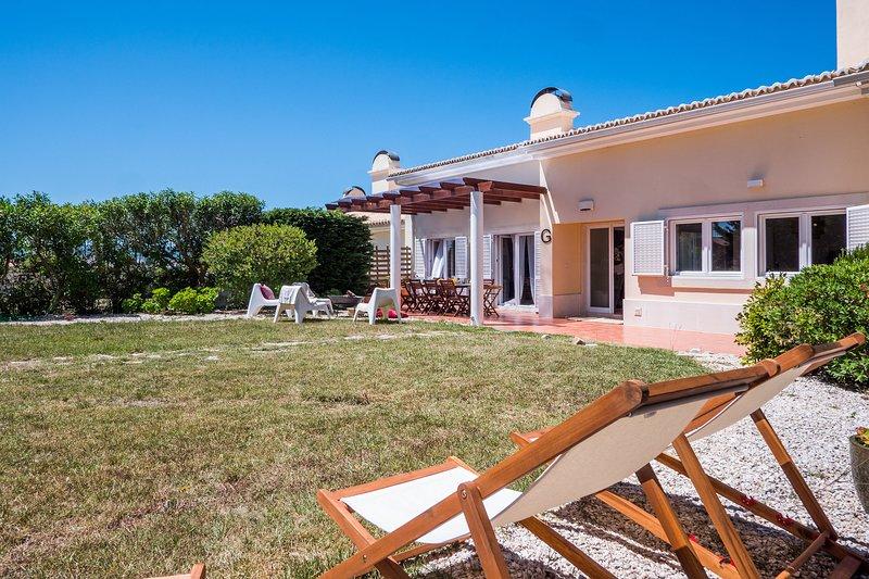Sintra Family Villa - Azenhas do Mar, alquiler de vacaciones en Magoito