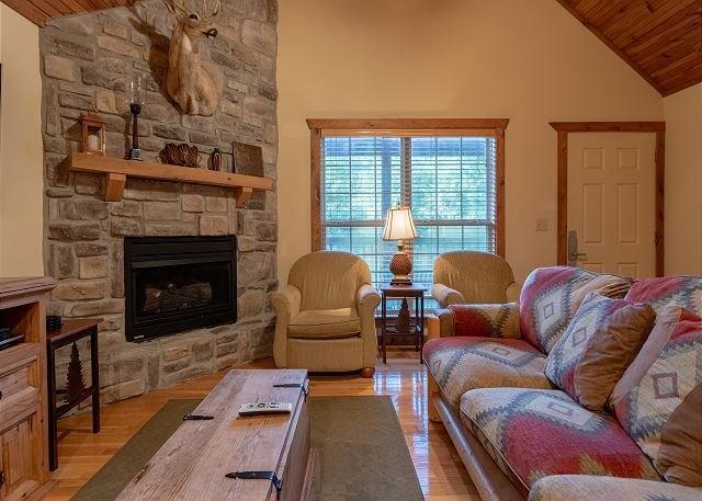 Pet Friendly Cabin!! Near Silver Dollar City and Branson! Features a Wii!, location de vacances à Galena