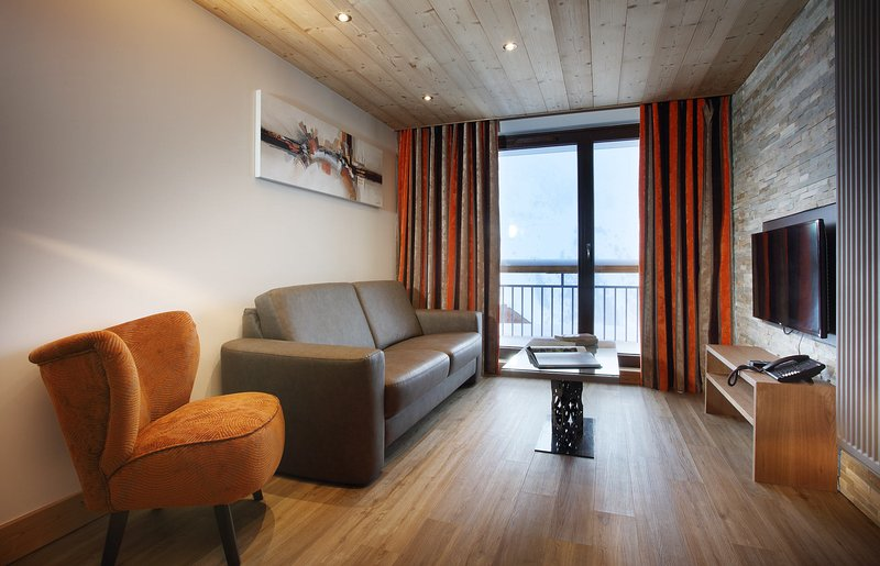 Stay in our equipped and charming apartment in the mountains!