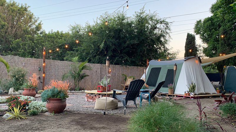 420FRIENDLY Oasis Tent, holiday rental in Los Angeles