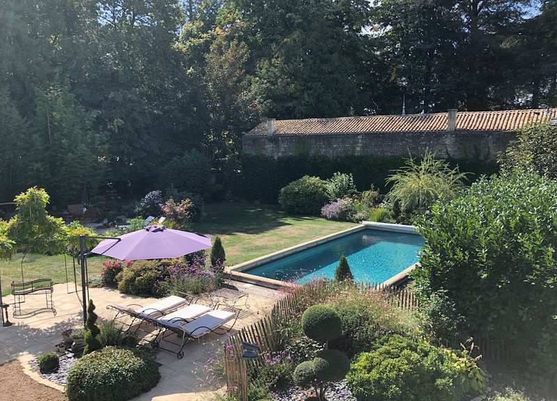 GITE DE LA VILLA ANDRE, vacation rental in Coulonges sur l'Autize